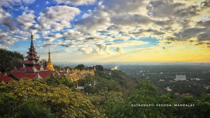 6D Bagan & Mandalay Photo Tour
