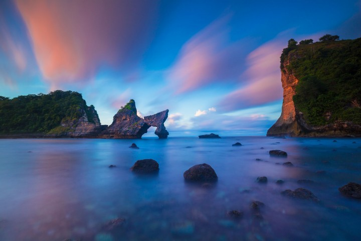 3D Nusa Penida Photo Tour