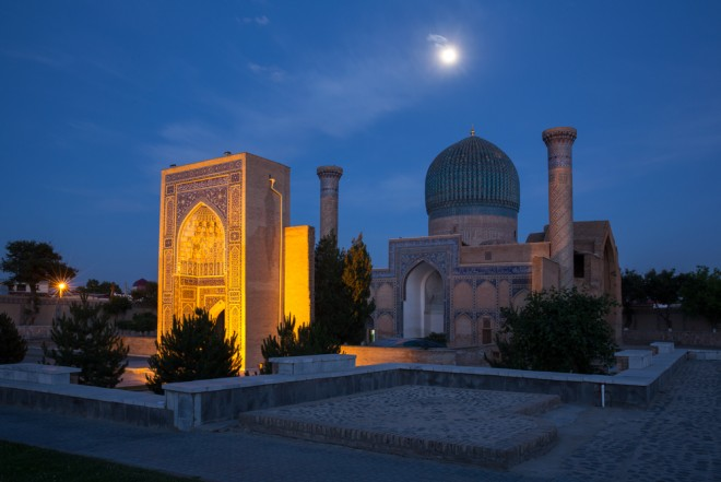 8D Uzbekistan Photo Tour (with Canon Imaging Academy)