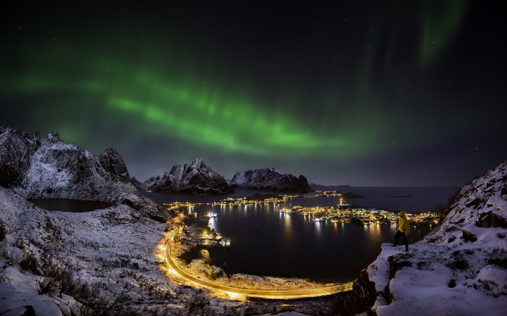 7D Norway Lofoten Aurora Photo Tour
