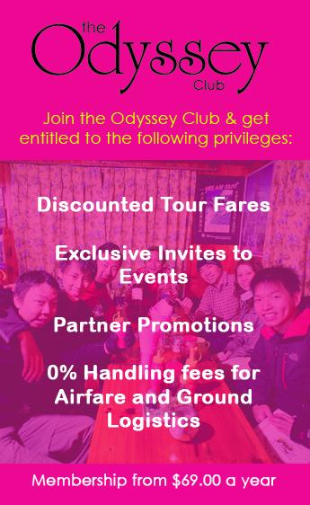 Singapore Trekker Odyssey Club