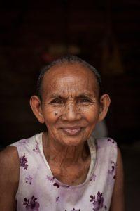 Cambodian-Elder